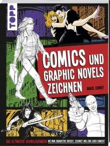 Daniel Cooney: Comics und Graphic Novels zeichnen, Buch