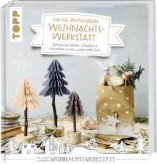 Susanne Wicke: Meine wunderbare Weihnachtswerkstatt, Buch