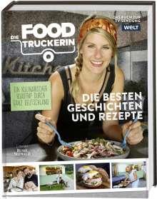 Felicitas Then: Die Foodtruckerin, Buch