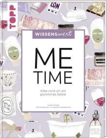 Susanne Pypke: wissenswert - Me-Time, Buch