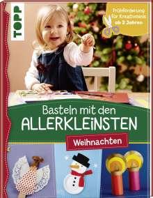 Susanne Pypke: Basteln mit den Allerkleinsten Weihnachten, Buch