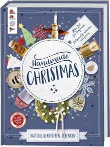 Handmade Christmas. Basteln, dekorieren, schenken, Buch