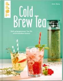 Anne Iburg: Cold Brew Tea, Buch