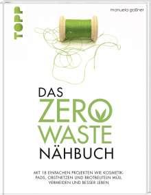 Manuela Gaßner: Das Zero-Waste-Nähbuch, Buch