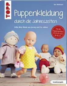 Ina Andresen: Puppenkleidung durch die Jahreszeiten (kreativ.kompakt.), Buch