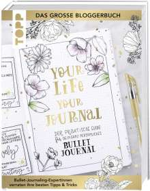 Olivia Vogel: Your life, your journal, Buch