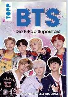 Adrian Besley: BTS: Die K-Pop Superstars - Deutsche Ausgabe, Buch