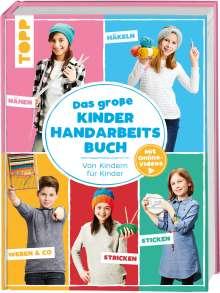 Ina Andresen: Das große Kinderhandarbeitsbuch, Buch