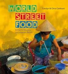 Carolyn Caldicott: World Street Food, Buch