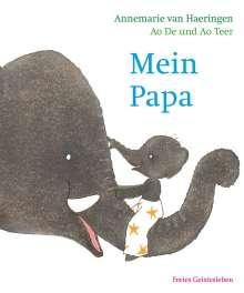 De Ao: Mein Papa, Buch
