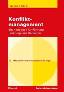 Friedrich Glasl: Konfliktmanagement, Buch