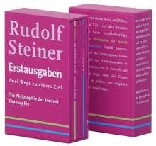 Rudolf Steiner: Zwei Wege zu einem Ziel, Buch