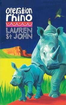Lauren St John: Operation Rhino, Buch