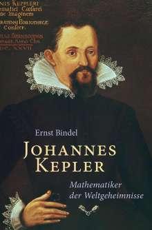Ernst Bindel: Johannes Kepler, Buch