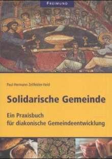 Paul-Hermann Zellfelder-Held: Solidarische Gemeinde, Buch
