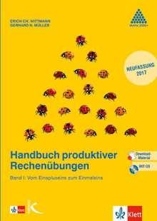 Erich Ch. Wittmann: Handbuch produktiver Rechenübungen I, Buch