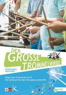 Frieder Bleyl: Der große Trommelwirbel, Buch
