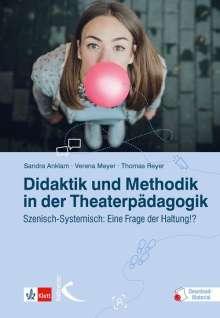 Sandra Anklam: Didaktik und Methodik in der Theaterpädagogik, Buch