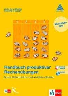 Erich Ch. Wittmann: Handbuch produktiver Rechenübungen, Band II, Buch