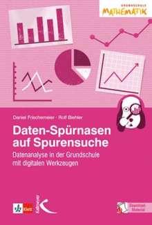 Daten-Spürnasen auf Spurensuche, Buch