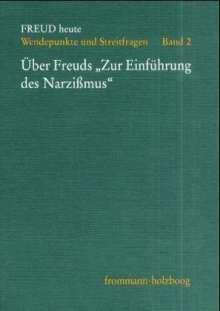 Über Freuds 'Zur Einführung des Narzißmus', Buch