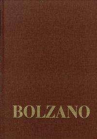 Bernard Bolzano: Bernard Bolzano Gesamtausgabe / Reihe III: Briefwechsel. Band 2,2: Briefwechsel mit Michael Josef Fesl 1831-1836, Buch