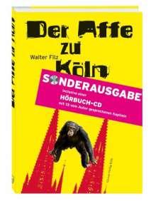 Walter Filz: Der Affe zu Köln oder: Petermanns Rache, Buch