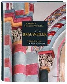 Barbara Schock-Werner: Abtei Brauweiler, Buch
