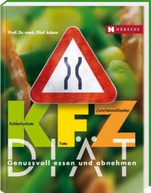 Olaf Adam: KFZ-Diät, Buch