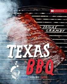 Jonas Cramby: Texas Bbq, Buch
