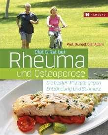 Olaf Adam: Diät & Rat bei Rheuma und Osteoporose, Buch