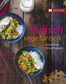 Sushila Issar: Indisch vegetarisch, Buch