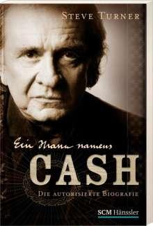 Steve Turner: Ein Mann namens Cash, Buch