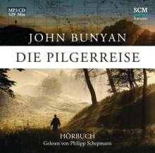 John Bunyan: Die Pilgerreise - Hörbuch, CD