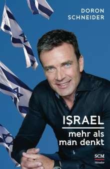 Doron Schneider: Israel - Mehr als man denkt, Buch