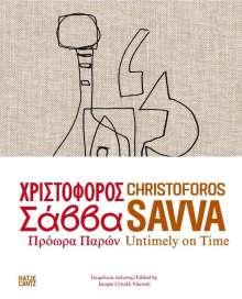 Jacopo Crivelli Visconti: Christoforos Savva, Buch