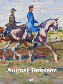 Barbara Stark: August Deusser, Buch