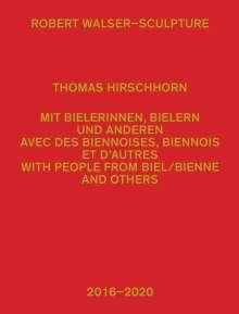 Thomas Hirschhorn, Buch