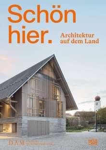 Architektur auf dem Land, Buch
