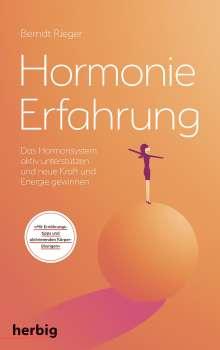 Berndt Rieger: Hormonie-Erfahrung, Buch