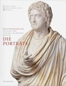 Die Porträts, Buch