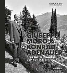 Giuseppe Moro und Konrad Adenauer, Buch