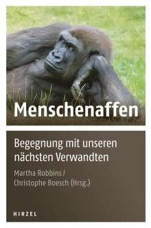 Menschenaffen, Buch