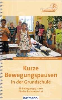 Anke Hanssen-Doose: Kurze Bewegungspausen in der Grundschule, Buch