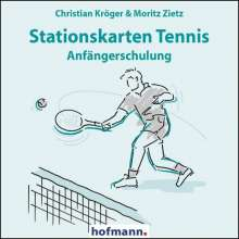 Christian Kröger: Stationskarten Tennis, CD-ROM
