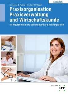 Helmut Nuding: Wirtschafts-und Betriebskunde für Arzthelferinnen, Buch
