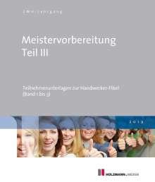 Düsseldorf Zwh: Meistervorbereitung Teil III, Buch