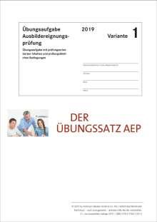 Lothar Semper: Der Übungssatz Ausbildereignungsprüfung - Variante 1, Buch