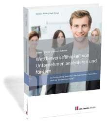 Bernd-Michael Hümer: Wettbewerbsfähigkeit von Unternehmen analysieren und fördern, Buch