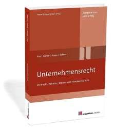 Reinhard Ens: Unternehmensrecht, Buch